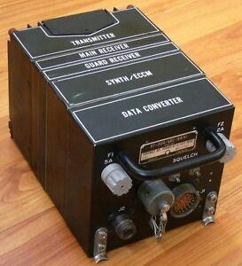 Raytheon-Magnavox-UHF-Transciever-707650-801-RT-1504-ARC-164