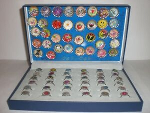 WHOLESALE-72-PIECE-DISPLAY-OF-MAGNA-CAPZ-MAGNETIC-RING-WITH-MAGNETIC-BOTTLE-CAPS