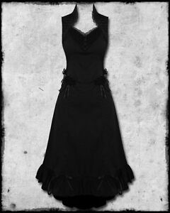 living dead souls long black gothic steampunk victorian