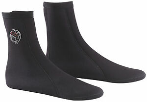 Akona-2mm-Tall-Sock-Scuba-Diving-Snorkeling-Boot-NEW