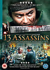 13 Assassins (DVD, 2011)