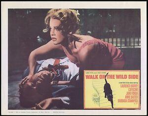 WALK-ON-THE-WILD-SIDE-1962-Orig-11x14-Lobby-Card-JANE-FONDA-LAWRENCE-HARVEY