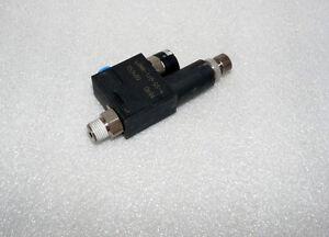 FESTO LRMA-1/8-QS-4 PRESSURE REGULATOR 153489 WITH PRESSURE GAUGE 1-8 BAR