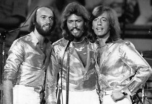 Bee-Gees-Poster-Pop-Rock-amp-Disco-Musicians-Barry-Robin-Maurice-Gibb