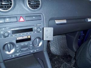 Brodit ProClip 853439 Montagekonsole für Audi A3 / S3 Baujahr 2003 - 2006