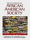 Encyclopedia of African American Society by SAGE Publications Inc (Hardback, 2005)