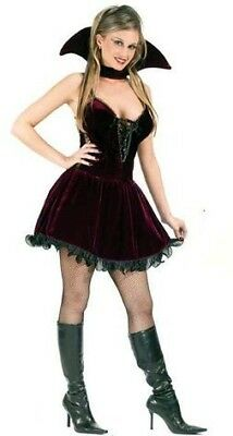 You Sexy Countess Gothic Vampire Twilight Halloween Adult Costume