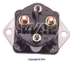 mercury marine mercruiser outboard solenoid relay switch. Black Bedroom Furniture Sets. Home Design Ideas