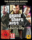 Grand Theft Auto IV - Complete Edition (PC, 2010, DVD-Box)