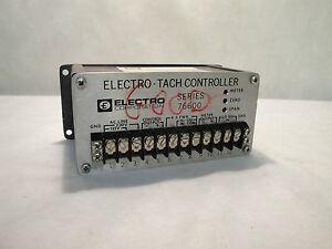 ELECTRO-CORPORATION-TACH-CONTROLLER-SERIES-76600-MODEL-76641