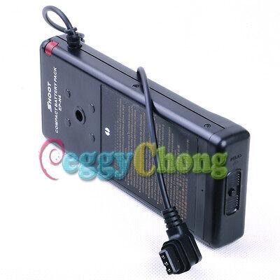 External Flash Power Battery Pack For YONGNUO YN-565EX YN-560 II