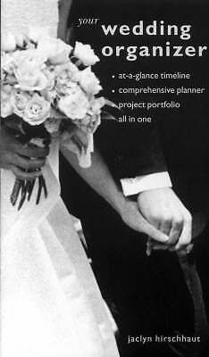 Wedding Planner by Hirshhaut, Jaclyn-ExLibrary