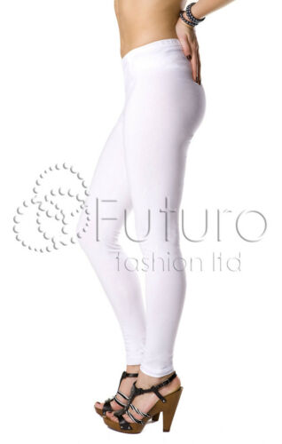 High Quality Womens Full Length Cotton Leggings All Sizes and Colors