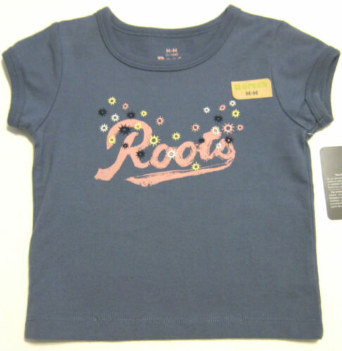 New Roots Girls Cap Sleeve Tees Tops