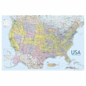 United-States-of-America-USA-Large-Wall-Map-Poster
