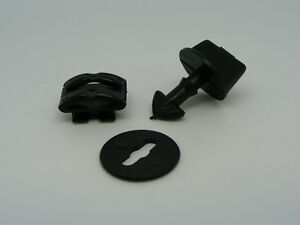 Classic-Mini-Weathershield-Clips-for-splash-Guard-lower-upper-rover-austin-spi