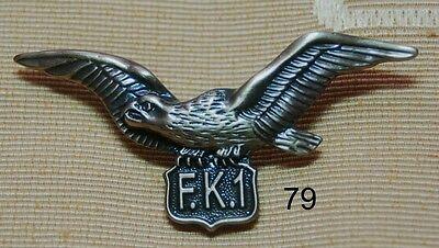 Flieger F.K.1 Adler Abzeichen Orden Militär BW Pin Button Badge Anstecker # 79