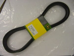 JOHN-DEERE-Genuine-OEM-M131766-42-034-Snow-Thrower-Belt-SABRE-SCOTTS-LX-GT