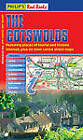 Philip's Red Books the Cotswolds: Leisure and Tourist Map by Octopus Publishing Group (Paperback, 2012)