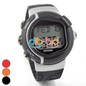 Silver-Color-Pulse-Heart-Rate-Counter-Calories-Monitor-Sport-Watch-4-EDUS