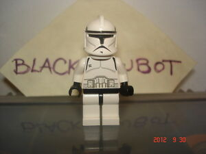 LEGO STAR WARS 7163 Episode 2 Phase 1 CLONE Minifig Minifigure HTF RARE *New*
