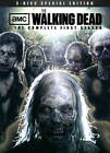 Walking Dead: The Complete First Season (DVD, 2011, 3-Disc Set, Special Edition)
