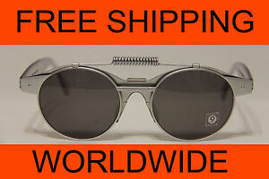 Brand-New-SWATCH-EYES-Silver-Sunglasses-90-039-s-True-Vintage-Trendy-Rare-Detachable