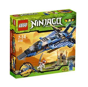 Lego Ninjago Jays Storm Fighter 9442 For Sale Online Ebay