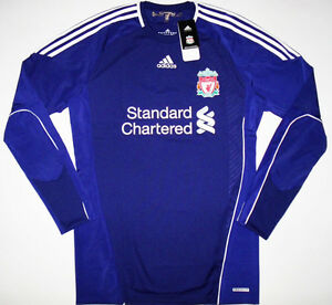 Liverpool-TECHFIT-Player-Issue-Football-Shirt-Soccer-Jersey-Top-Kit