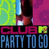 Club Mtv Party to Go, Vol. 1 MTV Party to Go Audio CD