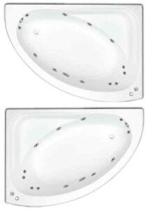 Trojan-Orlando-12-Jet-Whirlpool-Bath-Offset-Corner-White-Acrylic-Jacuzzi-Spa