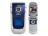 Nokia Flip Phone >> Nokia 2760 Blue Unlocked Cellular Phone For Sale Online Ebay
