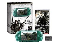 Sony PSP Metal Gear Solid Limited Edition Deluxe Bundle