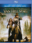 Van Helsing (Blu-ray/DVD, 2011, 2-Disc Set, With Tech Support for Dummies Trial)
