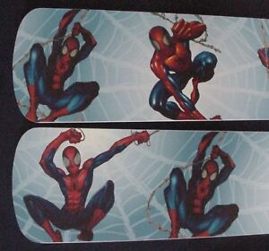 New amazing spiderman spider man ceiling fan 42 aloadofball Gallery