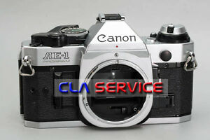CLA (Clean, Lubricate, Adjust) Service for Canon AE-1 Program AE-1P