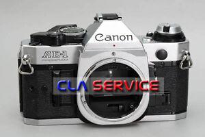 CLA (Clean, Lubricate, Adjust) Service for Canon AE-1 Program AE-1P