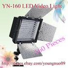 Yongnuo Yn-160 Led Video Light Slr Camera Camcorder Dv