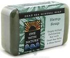 One With Nature 's Soap Hemp 7oz (893455000059)