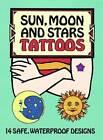 Sun, Moon and Stars Tattoos by Anna Pomaska (Paperback, 1996)