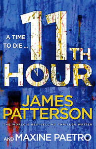 11th-Hour-Women-039-s-Murder-Club-11-by-James-Patterson-Paperback-2013