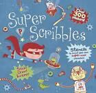 Super Scribbles Boys Doodle Book by Parragon (Spiral bound, 2012)