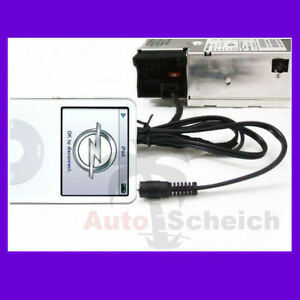 OPEL-CD30-MP3-AUX-LINE-IN-ADAPTER-KABEL-iPod-iPhone-Interface-Radio-CD-30-Audio