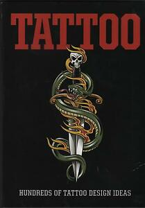Tattoo-HUNDREDS-OF-TATTOO-DESIGNS-IDEAS-SILVERDALE-BOOKS-NEW-BOOK