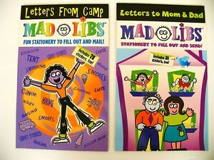 Lot-Mad-Libs-Letters-From-Camp-To-Mom-Dad-kids-humor-books-word-game