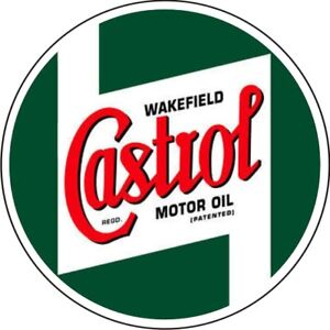 vintage castrol oil decal the best ebay