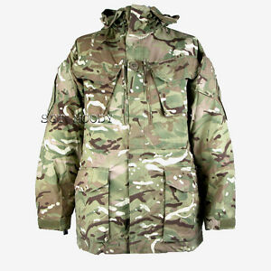British-Army-Multicam-MTP-PCS-Windproof-Smock-New