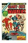 Giant-Size Invaders #1 (Jun 1975, Marvel)