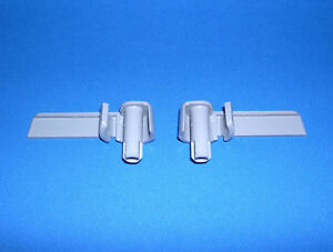 Hoover Steam Vac F58 F59 Dirty Water Tank Latch Set Left and Right