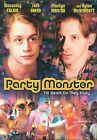 Party Monster (DVD, 2004, PS/WS)